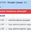 WassUp botやクローラーのアクセスも解析するプラグイン!
